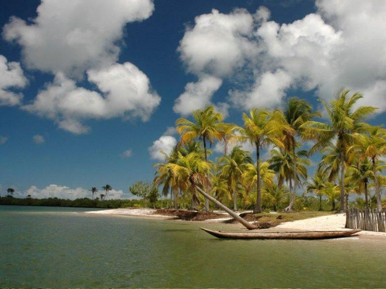 Marau - Cassange - Goio Island