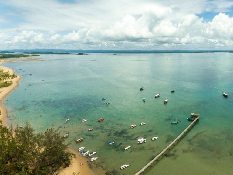 Itacare - Camamu Bay - Barra Grande Beach