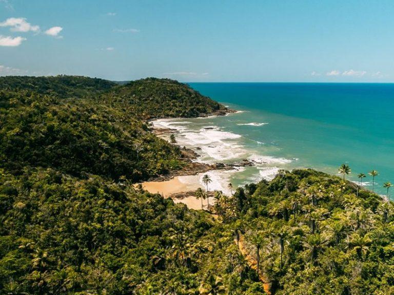 Itacaré Txai - Havaizinho Beach Trail