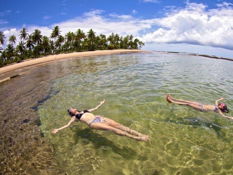 Marau - Snorkeling Natural pools I