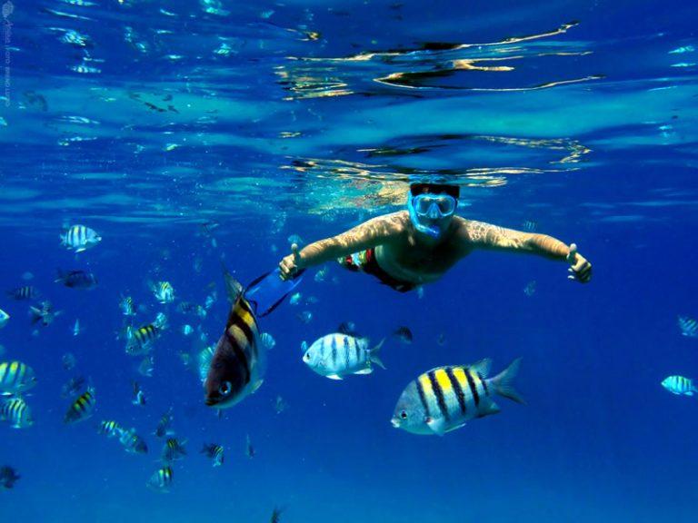 Snorkeling - By Breno Lucio