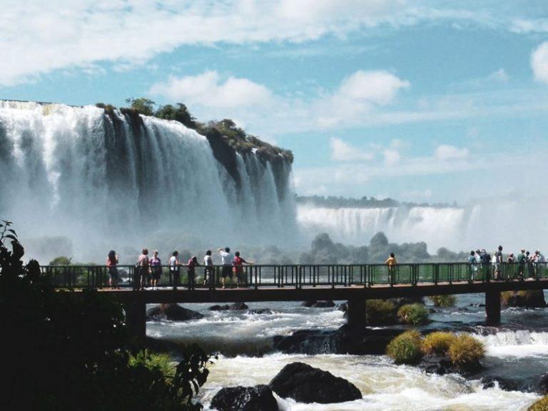 Foz do Iguaçu - Iguazu Falls Park
