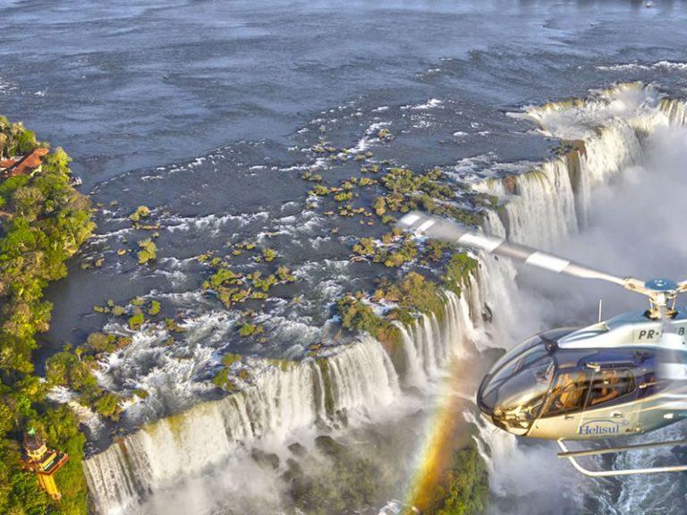 Iguaçu Aerial view