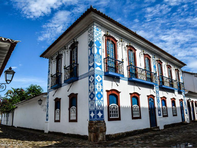 Paraty Walking Tour - Historic Center - By Gabriel Toledo