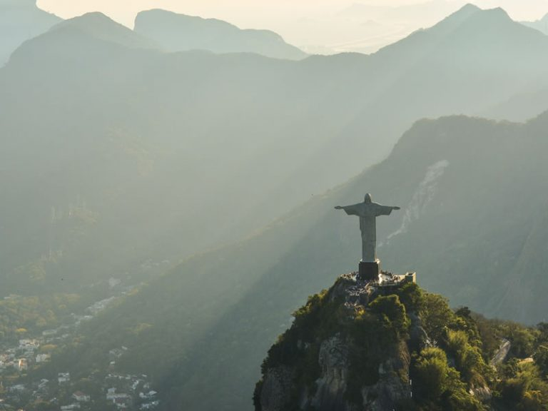 Christ the Redeemer and Tijuca Forest