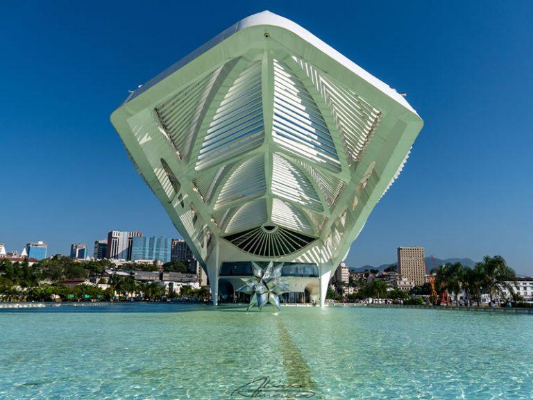 Olympic Boulevard tour - The Museum of Tomorrow - By Alvaro Almeida