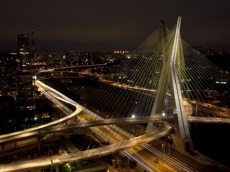 Otávio Frias Bridge - By Ricardo Carreon