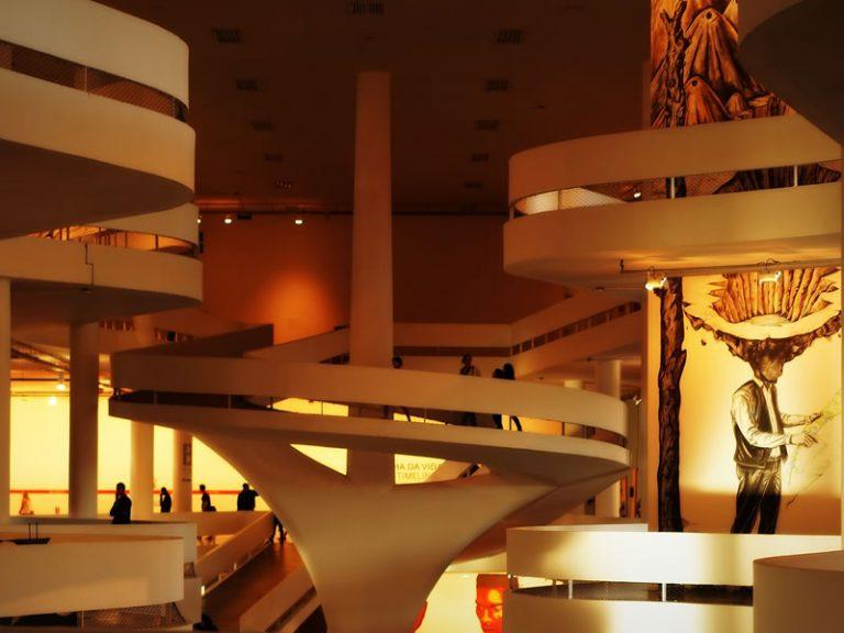 Ciccillo Matarazzo Pavilion by Oscar Niemeyer - By Studio HK
